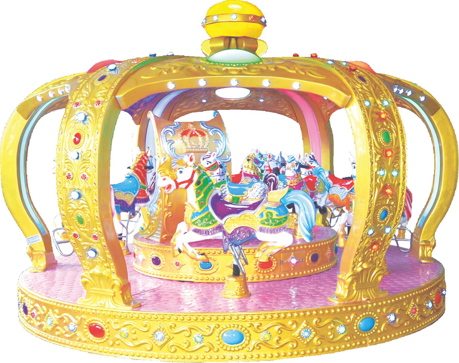 儿童皇冠转马销售