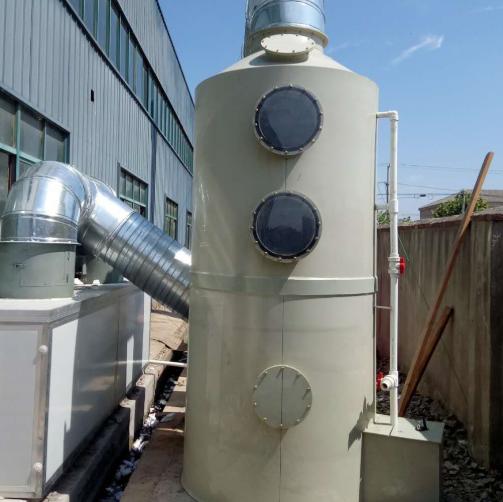 喷淋塔 特价加工进行中 高效率处理工业废气