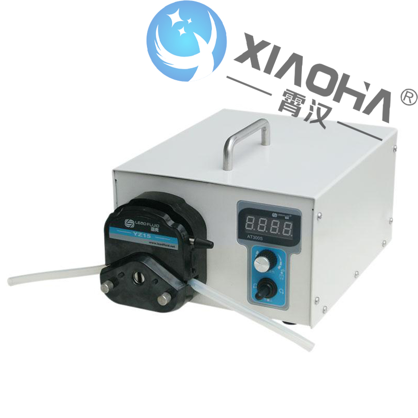 AT300S/YZ泵头蠕动泵调速型蠕动泵 按键控制转速,正反转,起停,操作简便