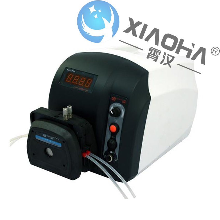 BT101S调速型蠕动泵DT泵头 RS485通讯,支持MODBUS协议,方便与各种控制设备连接