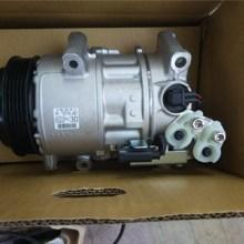 奔驰GL350GLS350空调泵冷气泵压缩机原厂图片