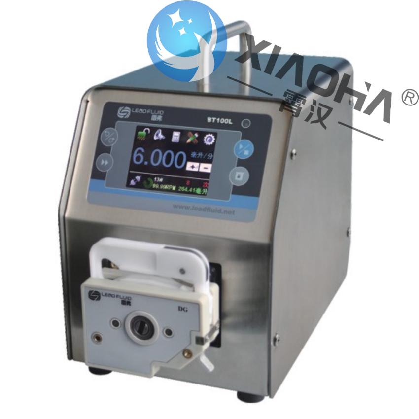 BT100L流量型智能蠕动泵DG泵头 智能温控功能,最大限度降低蠕动泵噪音