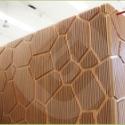 木纹铝方管价格图片