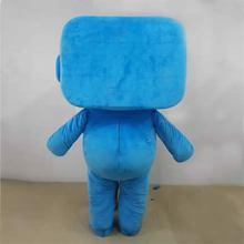 定制卡通人偶服装定制毛绒玩具厂家巨牛玩具批发