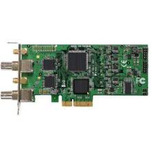 高清广播级1080P视频采集卡 2路SDI高清采集卡JWS-X2-SDI