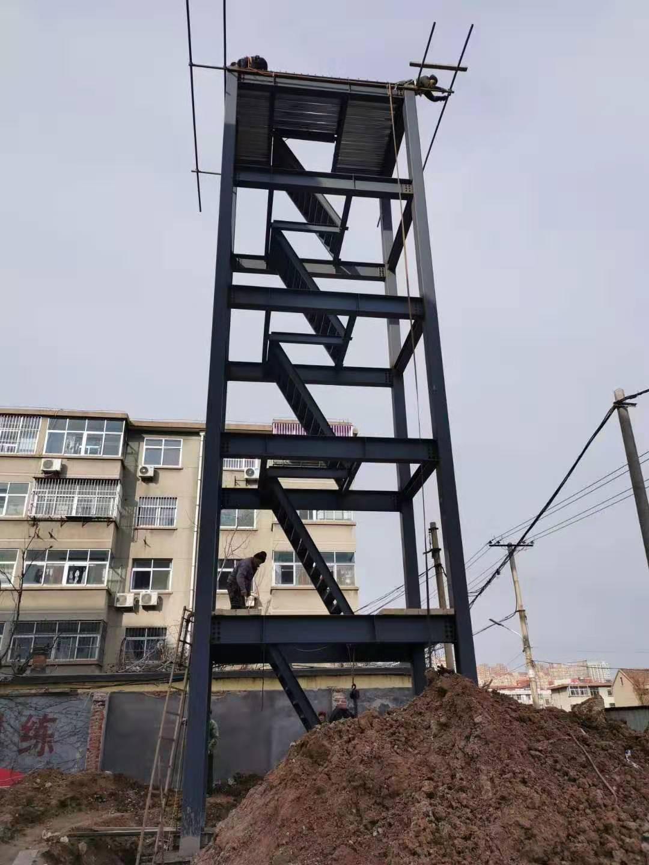 山东钢结构加工厂家销售