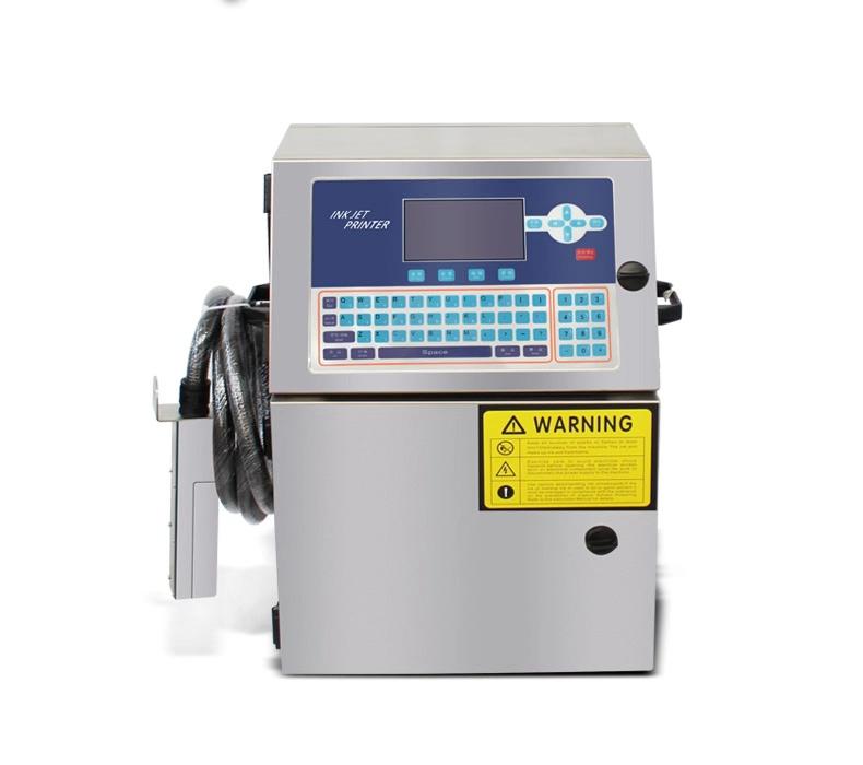 深圳厂家批发机码上好牌AK-1000型白墨喷码机,打码机-产品打数字的设备打标机