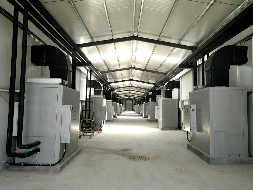 空调食用菌大棚承建常年承建食用菌大棚面包棚空调棚