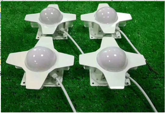 直销直销十字星光灯 星光灯批发厂家 LED灯具设计厂家