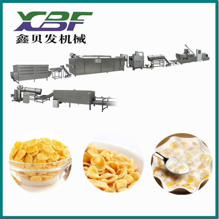 台湾米饼生产设备 宝岛米饼加工机械 膨化食品设备流水线 鑫贝发厂家直销