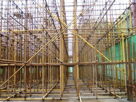 珠海市满堂支架租赁公司 满堂支架回收 满堂架批发