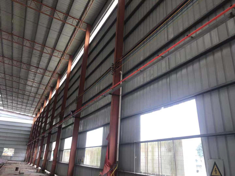 钢结构厂房拆卸回收 彩钢房上门拆卸 废弃金属回收