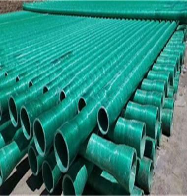 PVC大口径排水管图片/PVC大口径排水管样板图 (1)