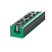 HDPE高密度输送设备自润滑导轨 08b链条导轨 规格齐全