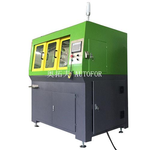 厂家供应生产非晶磁芯精密切割机 奥拓夫AUTOFOR精密磨切切割设备 哪里有全自动磁芯切割机