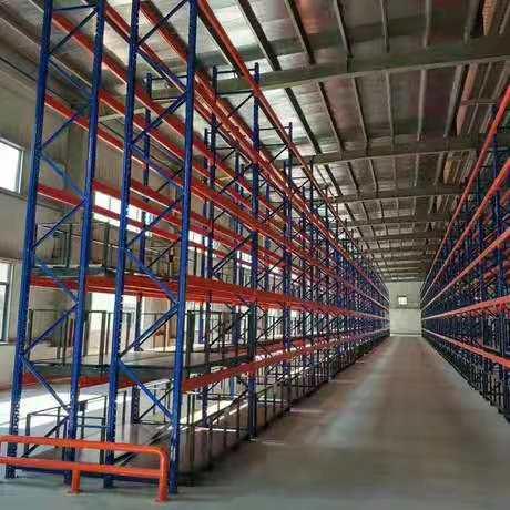 立体重型货架 托盘高位立体货架 物流仓储设备