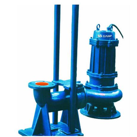 潜水排污泵 立式污水泵厂家直销 河北水泵供应商