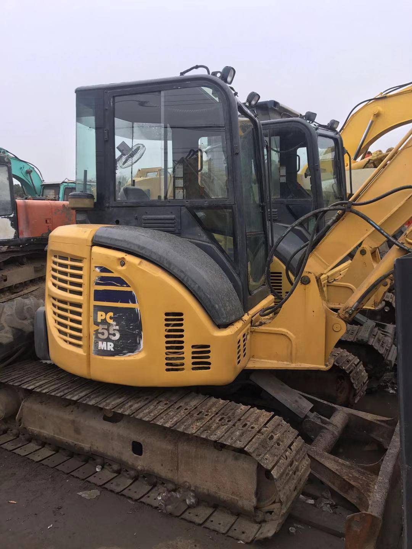 挖机小松挖机PC55批发,供应商,生产厂家,哪家好,厂家直销,报价