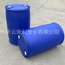 加厚全新200升塑料桶200L化工桶现货批发