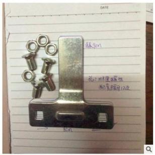 厂家直销木网框T铁图片