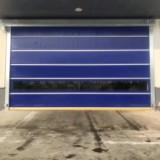 青岛市厂家定制PVC自动感应门,东营市自动感应门上门安装