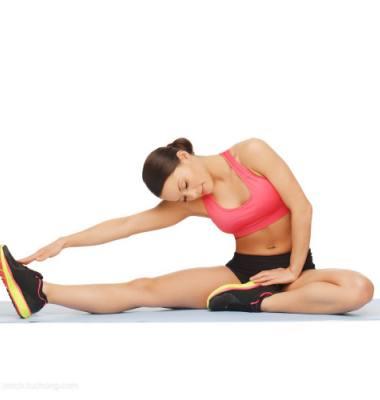瑜伽健身 牵伸训练系统热身运动图片/瑜伽健身 牵伸训练系统热身运动样板图 (3)