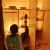高温释放,深度治理,无损家具,广州佛山除甲醛除气味,用心施工,只为效果更好
