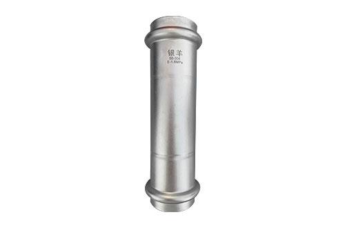 江苏薄壁不锈钢水管-不锈钢双卡压水管管件