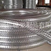 河北鹏仁38mm 注塑机吸料管报价工厂价格 耐高温软管 无塑化剂食品管图片