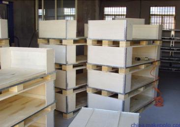 木包装箱厂家制造  木包装箱报价 山东木包装箱