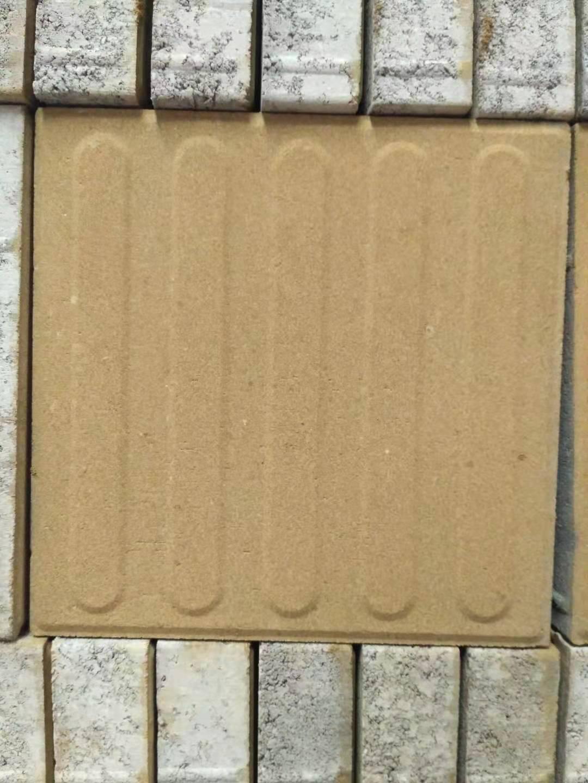 盲条砖 北京盲条砖 生产盲条砖 供货条道砖