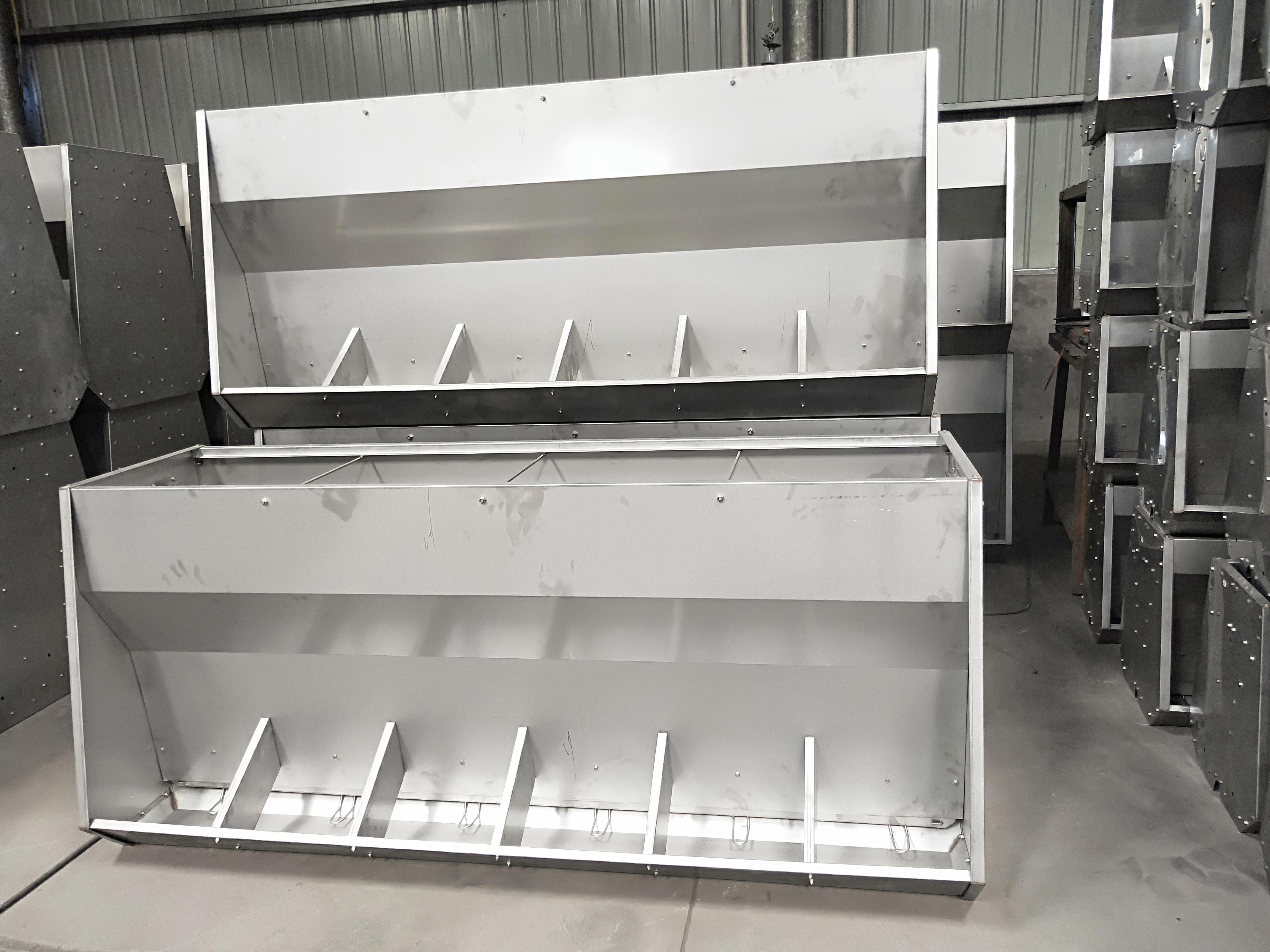 新乡市不锈钢双面料槽厂家批发-价格-报价-供应商
