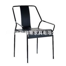 曲木餐椅金属弯板扶手椅chaise-dao曲木椅图片工艺价格质量餐厅曲木椅