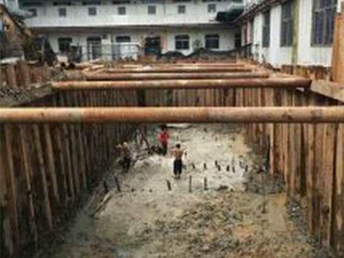建设公司承接土建水池、地基工程、基础工程、路面工程等工程