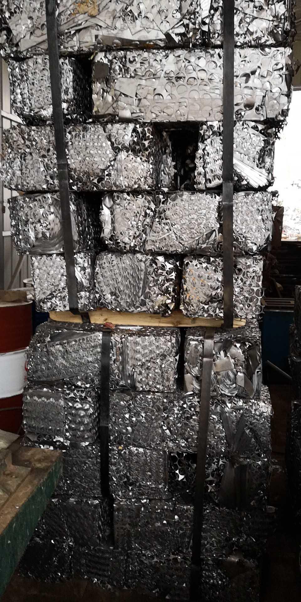 低锰冷板压块