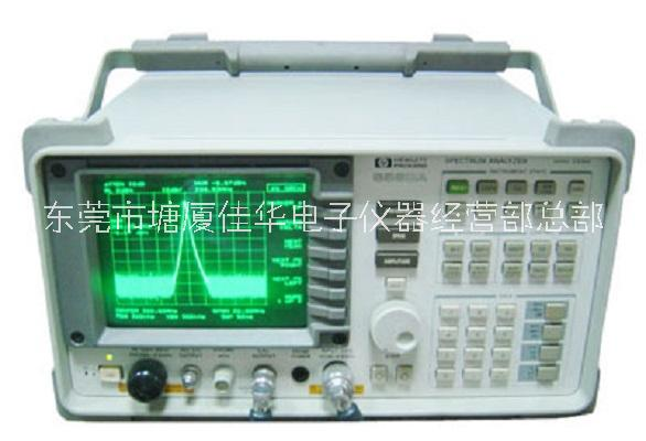 HP8560A HP8560A频谱分析仪hp8560e现金求购(50Ghz)