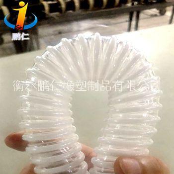 PVC吸塑软管厂家直销  PVC吸塑软管生产商  PVC吸塑软管批发价格(衡水鹏仁)