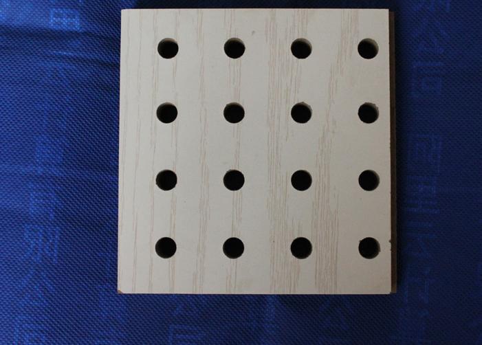 木质吸音板哪家好 木质吸音板供应商  山东木质吸音板