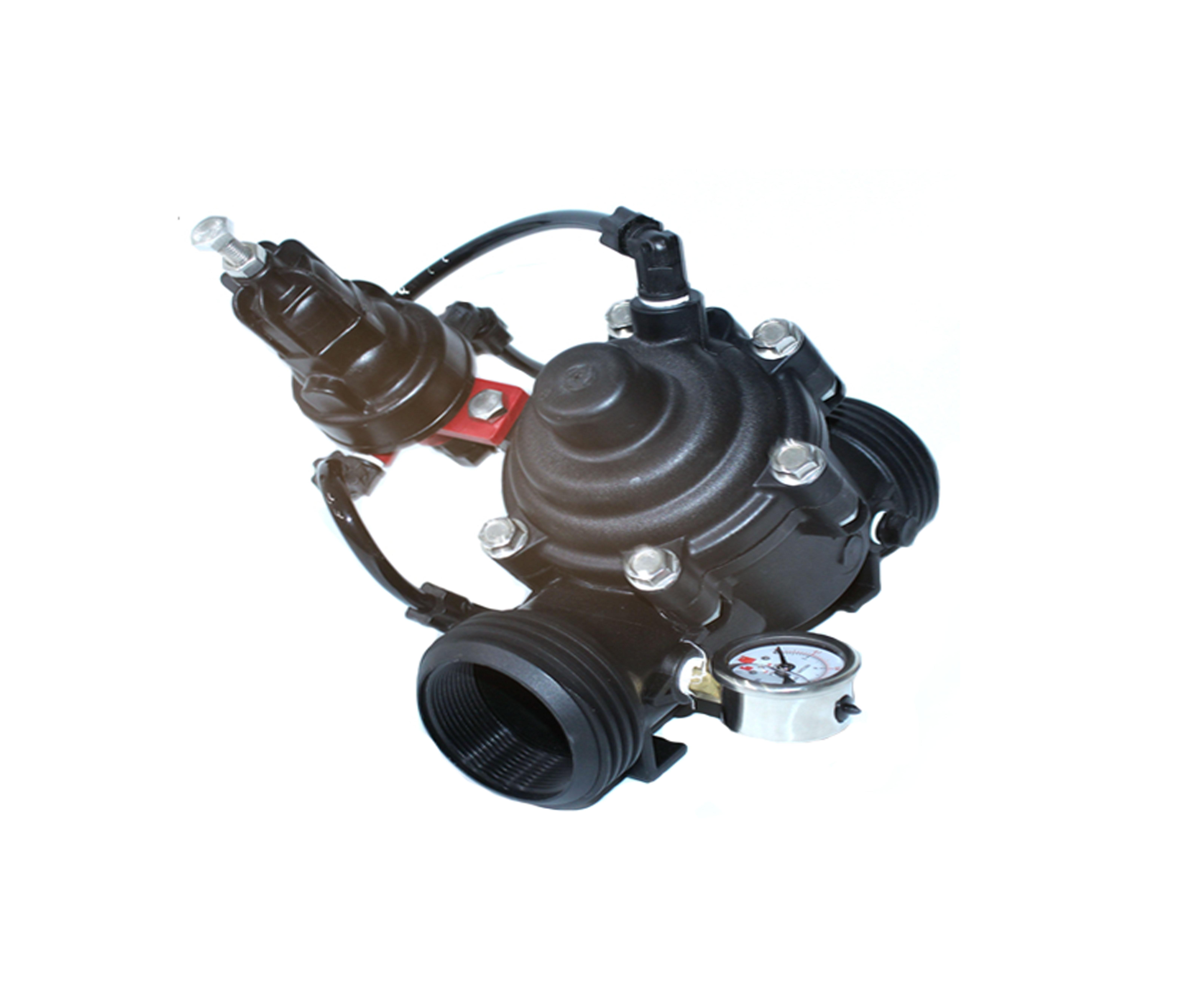 智能控制减压阀 水利控制阀 灌溉减压阀