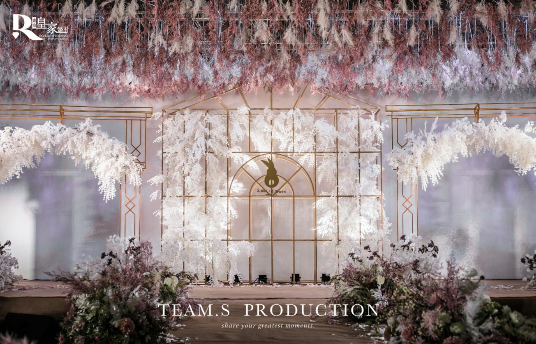 真实案例 泰式精灵香槟色真实案例 泰式精灵香槟色婚礼|含布置和四大婚礼|含