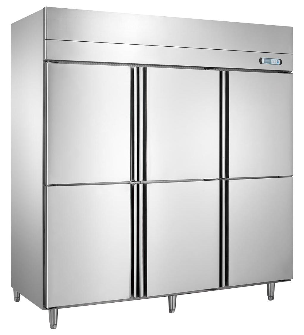 六门低温速冻柜报价 六门低温速冻柜生产厂家  广东六门低温速冻柜