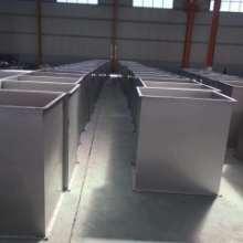 成都矩形镀锌通风管道 方形风管配件加工 矩形风管厂家直销 方形通风管