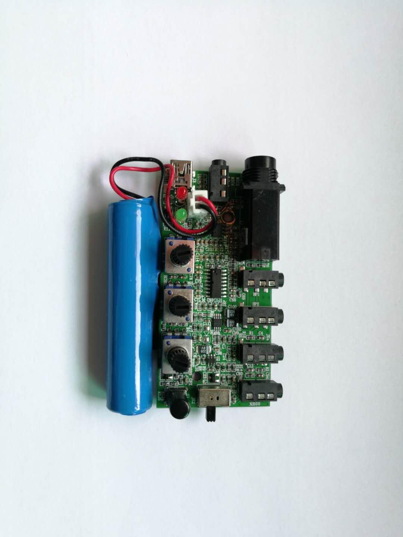便捷式直播声卡 DSP乐器效果器销售