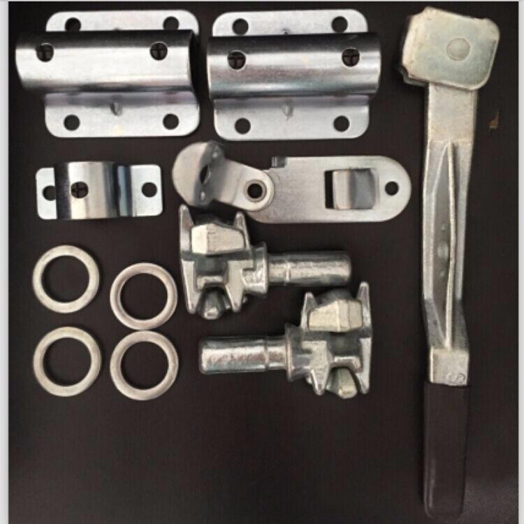 集装箱厂供应配件 集装箱锁具锁杆销售