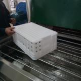 塑料托盘清洗机 高压喷淋清洗设备 林泰喷淋式托盘清洗流水线厂家