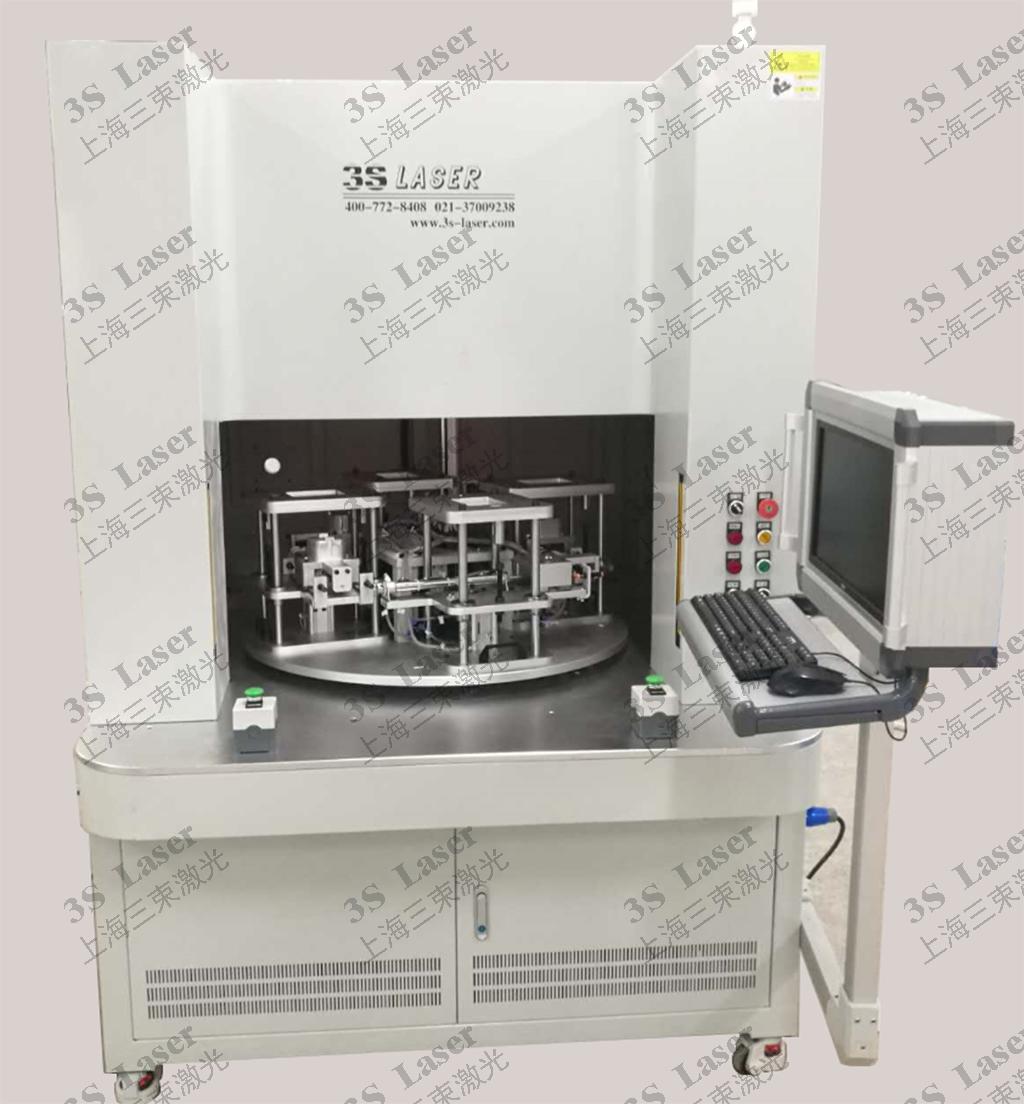 多功位塑料激光焊接机 可焊接透镜、传感器、执行器等零部件
