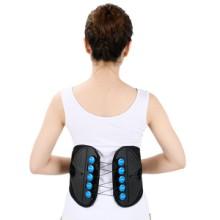 医用拉绳护腰带厂家批发 保护支撑腰椎