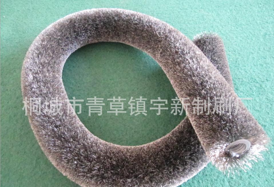 塑料丝刷辊厂家-价格-供应商  塑料丝刷辊