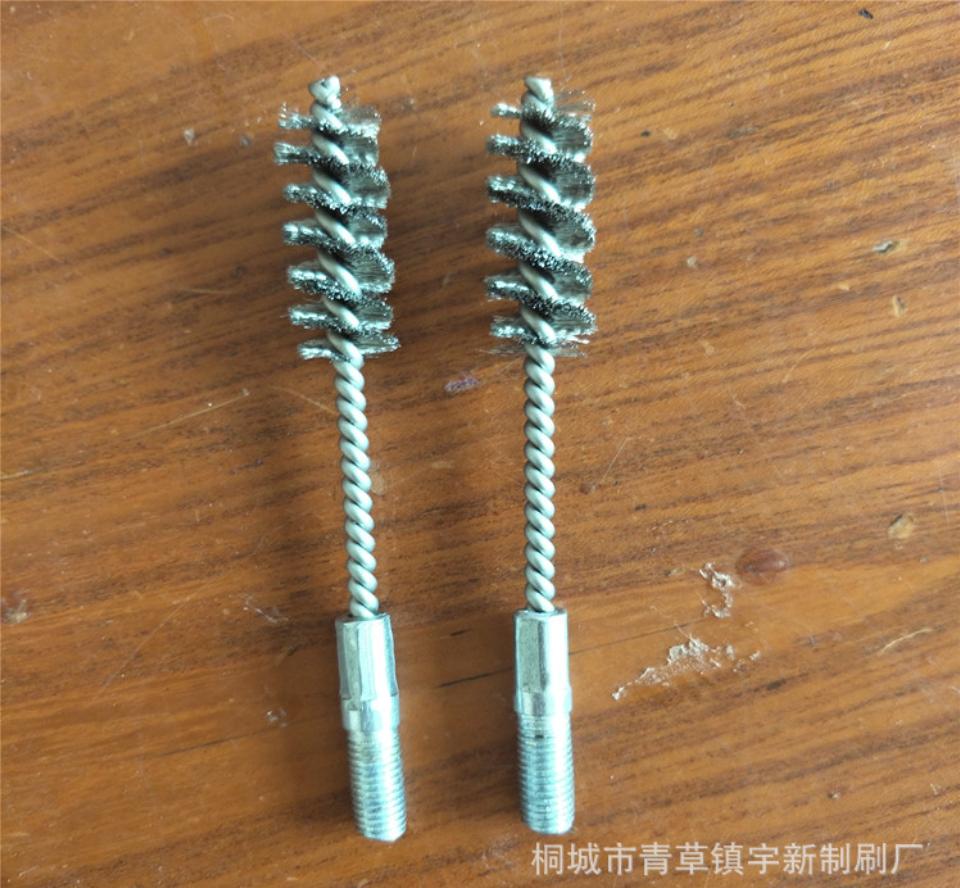 不锈钢刷 铜丝清洁毛刷价格 机械工具抛光刷
