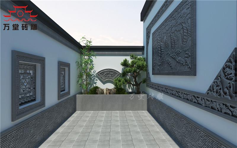庭院仿古砖雕挂件厂家价格咨询